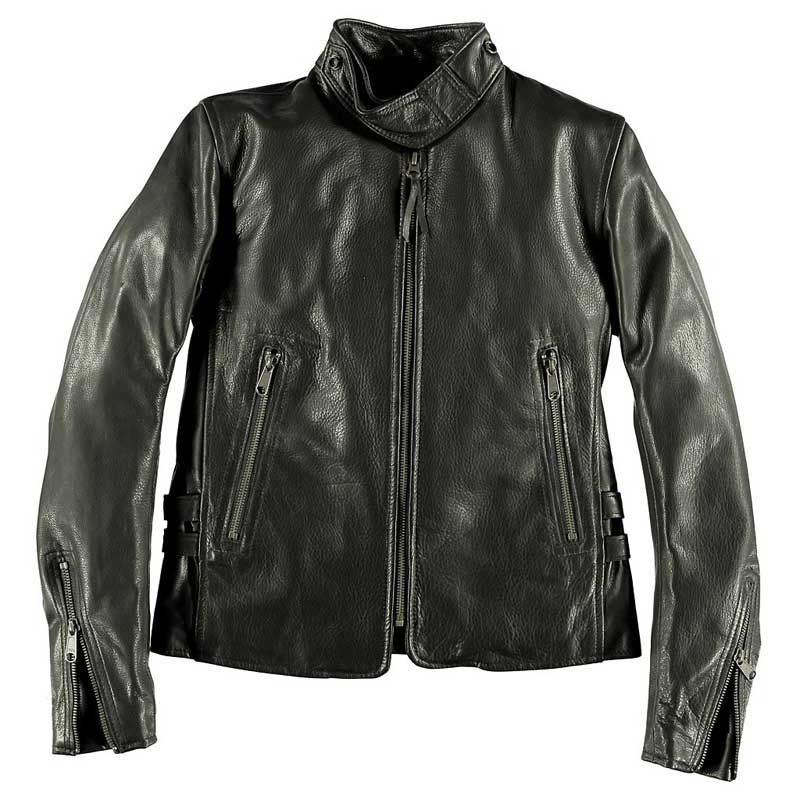 Motor Cycle Cafe Racer Jacket, Cockpit/Avirex Leather Jackets Item Number W71A002