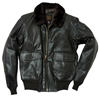 US Navy Issue Mil Spec Type G-1 Jacket Size 48, Brown - Clearance Item