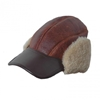 B-2 Shearling Gunner's Cap, Cockpit/Avirex Leather Jackets Item Number Z903301