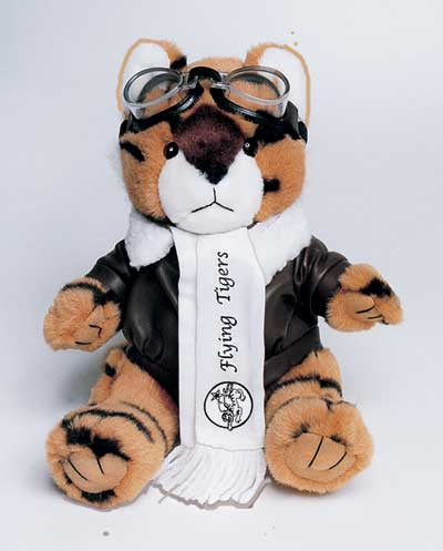 Flying Tiger, Pilotwear Item Number PT-TIGER