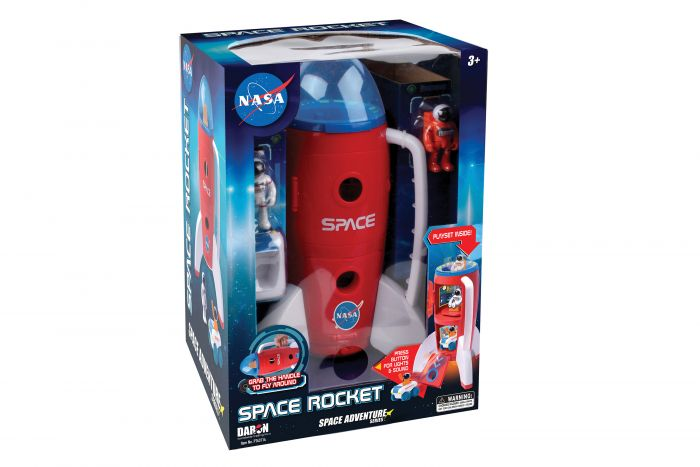 Space Adventure Space Rocket by Realtoy Diecast Toys item number: PT63114