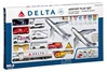 Delta 30 Pc Airport Play Set, Realtoy Diecast Toys Item Number RT4992