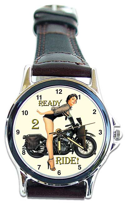 Ready to Ride Watch