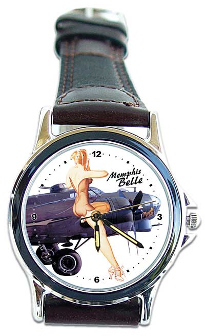 "B-17 ""Memphis Belle"" Watch"