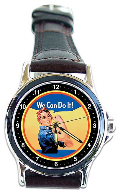 Rosie the Riveter Watch