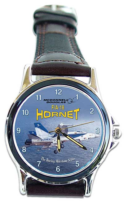 "F/A-18 Hornet ""Boeing  Milestone Series"" Watch"
