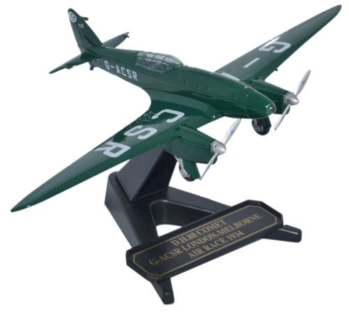 de Havilland DH.88 Comet, G-ACSR, MacRobertson Air Race, 1934 (1:72)