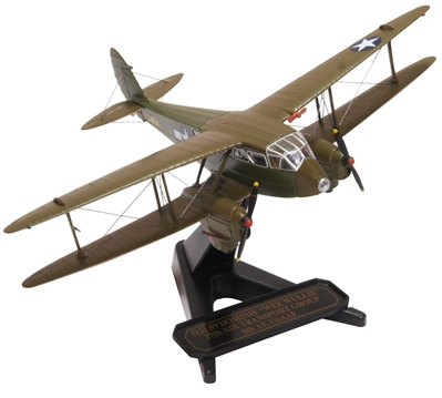"de Havilland DH.89 Dominie ""Wee Wullie,"" USAAF, World War II (1:72), Oxford Diecast 1:72 Scale Models Item Number 72DR015"