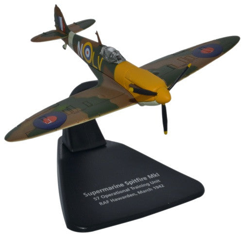 Supermarine Spitfire Mk.I, 57 OTU (Operational Training Unit), RAF Hawarden, March 1942 (1:72)