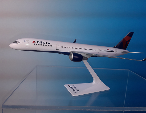 Delta B757-200 07-Current Livery (1:200)