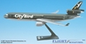 City Bird MD-11 (1:200), Flight Miniatures Snap-Fit Airliners, Item Number MD-01100H-021