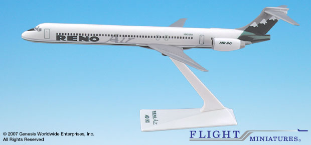 Reno Air MD-90 (1:200)