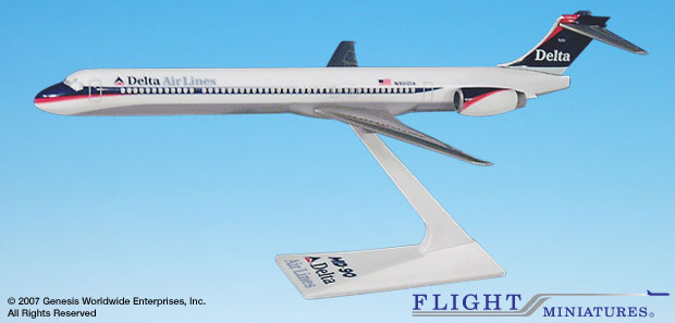 Delta MD-90 Interim Colors (1:200)