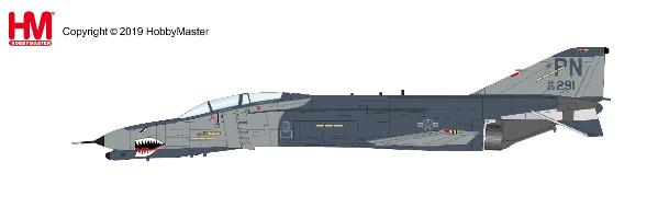 "F-4G Wild Weasel Die Cast Model 69-0291, 90th TFS, 1990 ""Desert Storm""(1:72) - Preorder item, order now for future delivery, Hobby Master Diecast Airplanes, HA19010"