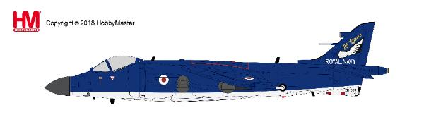 "Sea Harrier FA.2 Die Cast Model, No. 899 NAS ""Admiral's Barge"" , 25 Years Anniv. Special, Eagland, 2004 (1:72)"