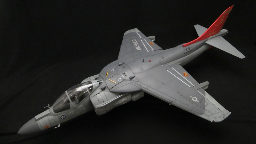 "AV-8B Harrier II United States Marines Corps ""Avengers"" CAG (1:18) - very limited, JSI Diecast Airplanes Item Number JSI-60032"