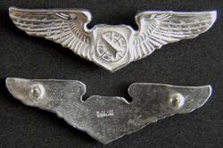 USAF Basic Air Battle Management Wings 2 inch, Weingarten Gallery Item Number P-1707B
