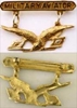 1913 Military Aviator Wings, Weingarten Gallery Item Number P-50