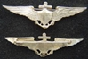 1920-1930's US Navy Pilot wing vaulted, Weingarten Gallery Item Number P-2122B