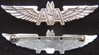 American Airlines Sterling Stewardess Wings Sterling Type II, Weingarten Gallery Item Number P-2182