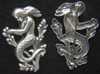 WWII Submariner's Sterling Mermaid Sweetheart Pin, Weingarten Gallery Item Number P-2240