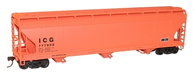 Acf Cvd Hopper IcgHO, Accurail Model Trains Item Number ACU20741