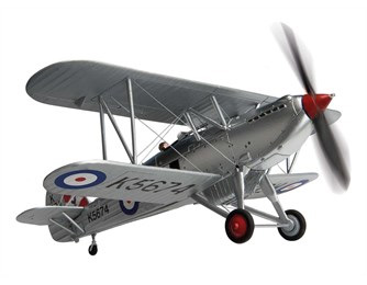 Hawker Fury K5674 Historic Aircraft Collection 2013 Scale (1:72)