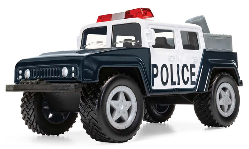 Police - Off Road Truck by Corgi Entertainment Diecast