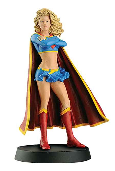Supergirl - DC Comics Super Hero Collection (1:21), Eagle Moss Item Number EMDCC21