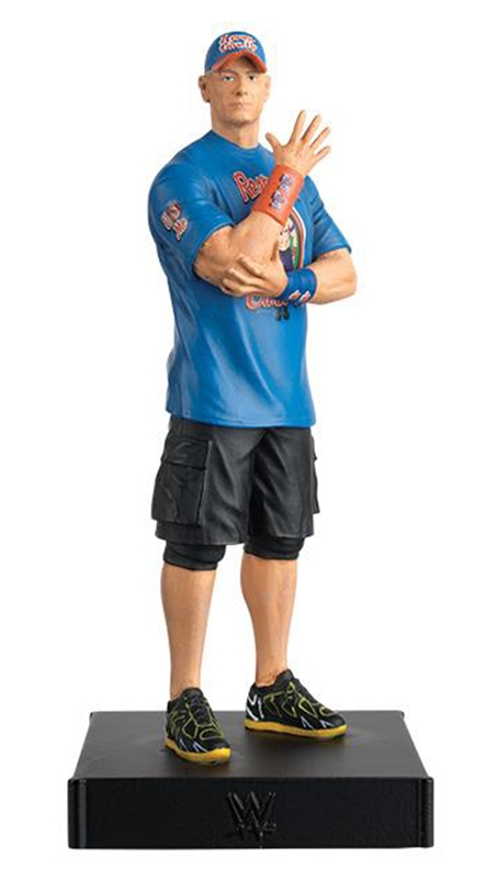John Cena, WWE Championship Figurine Collection