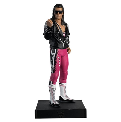 Bret Hart - WWE Championship Figurine Collection