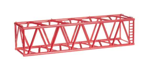 2-Piece Mammoet S-Boom for 303934 Crane (1:87), Herpa Item Number HE076654
