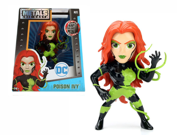 Comic Poison Ivy - DC Comic Girls METALS