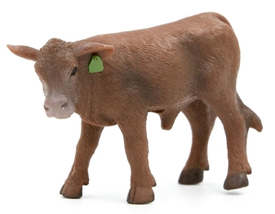 Red Angus Calf - SUPER DURABLE (1:16), Little Buster Item Number 500266