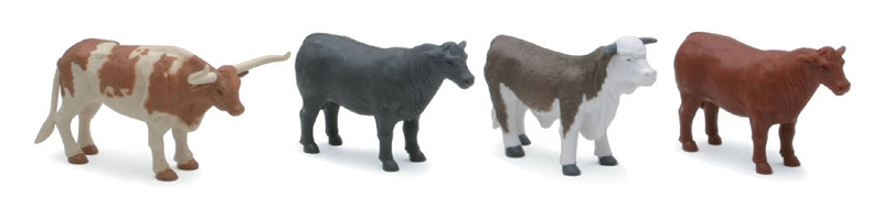 Ranch Cow Assortment (1:18)