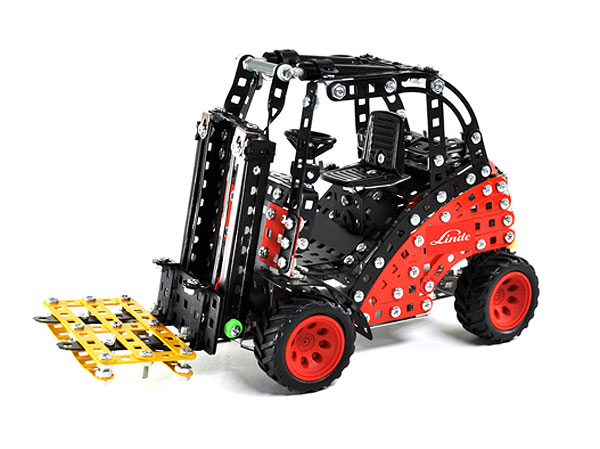 Linde Forklift Truck - Construction Set (1:16), Tronico Item Number TRN10092