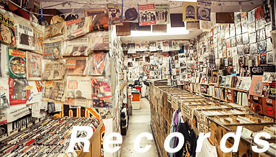 Ho Picture Windows Record Shop, City Classics Item Number CIT1306