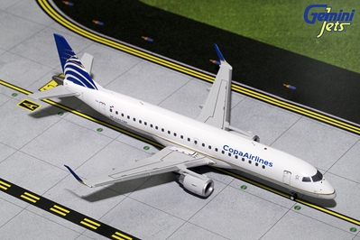Copa Airlines ERJ-190 HP-1540CMP (1:200)