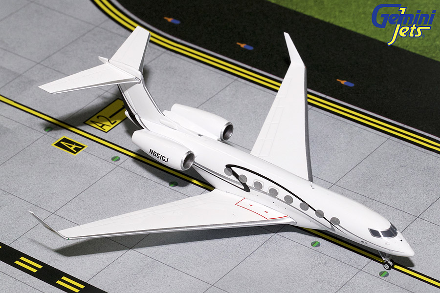 Gulfstream Aerospace G650 N651GJ (1:200) - Preorder item, order now for future delivery