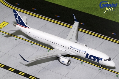 LOT Polish ERJ-195 SP-LNE (1:200) New Mould