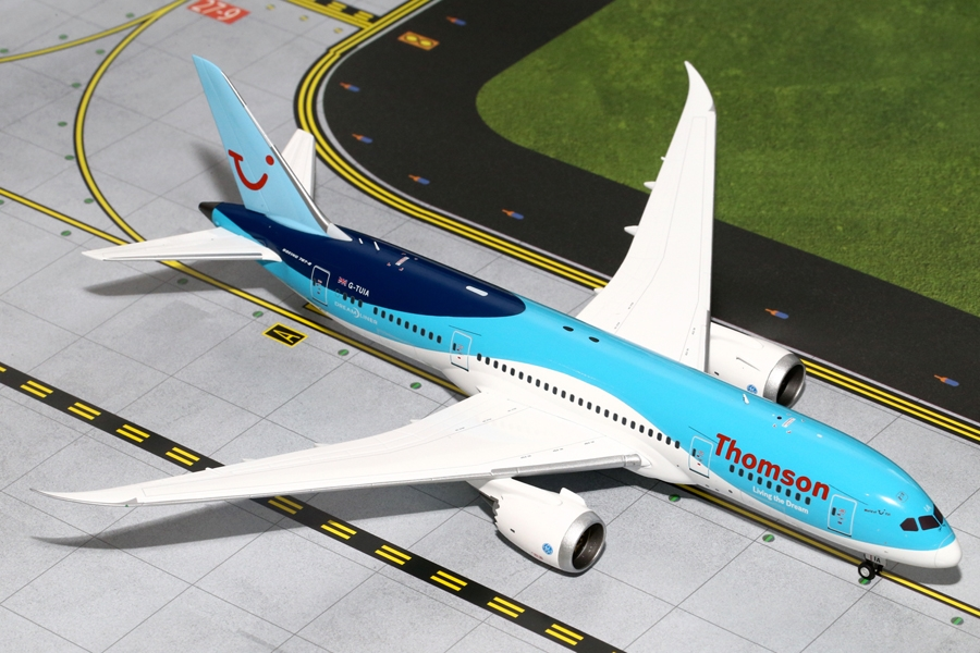 Thomson B787-8 G-TUIA (1:200), GeminiJets 200 Diecast Airliners Item Number G2TOM543