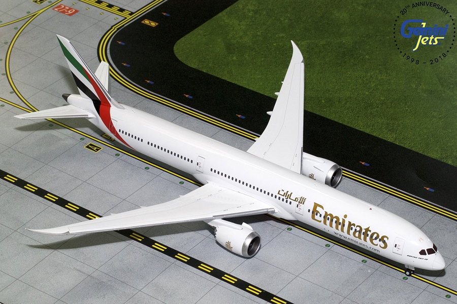 Emirates B787-10 (1:200) - Preorder item, order now for future delivery