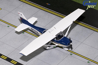 "Cessna C-172 ""Sportys Flight School #4"" N1215A (1:72) - Preorder item, order now for future delivery"