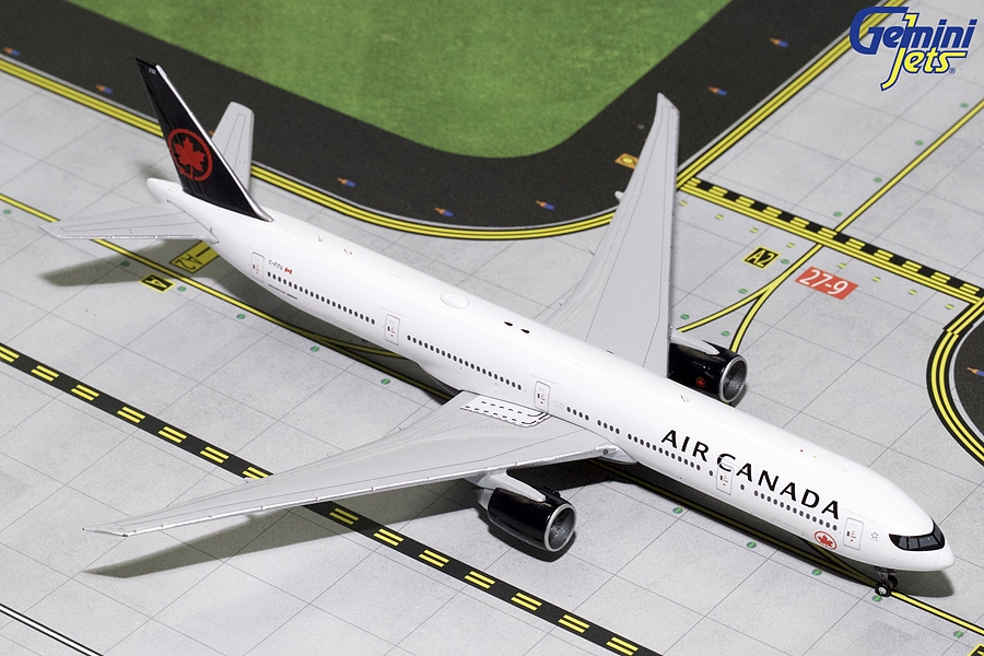 Air Canada B777-300ER New Livery C-FITU (1:400) - Preorder item, order now for future delivery