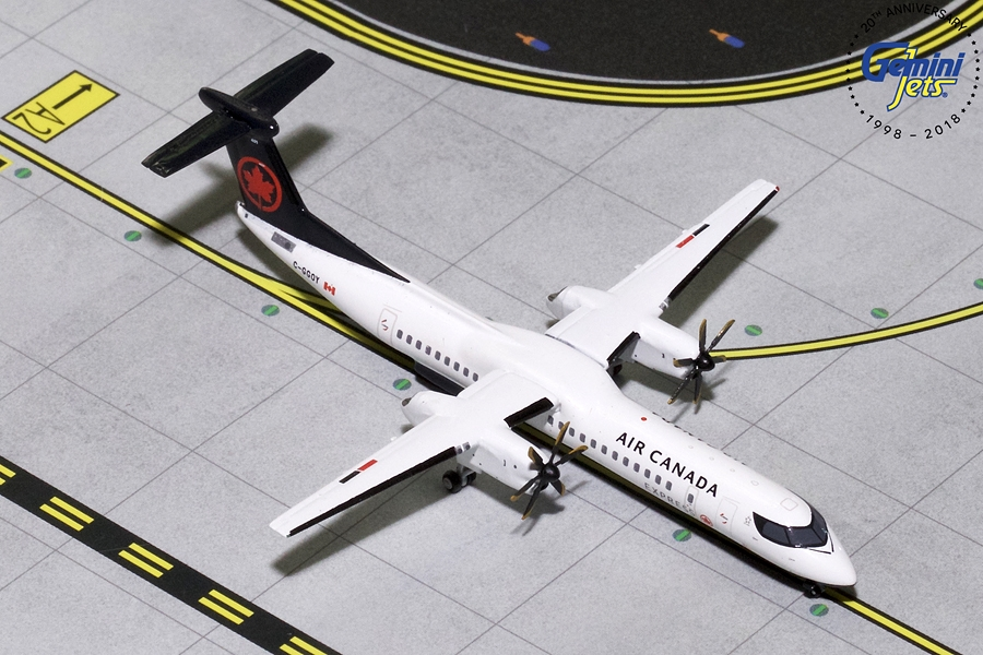 Air Canada Express DASH 8 Q-400 New Livery C-GGOY (1:400) - Preorder item, order now for future delivery
