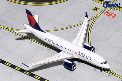 Delta Airlines CS100 N101DN (1:400) - New Mould