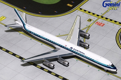 Eastern DC-8-61 N8764 (1:400) - Preorder item, order now for future delivery