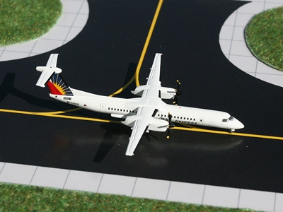 PalExpress Dash 8-Q400 (1:400), GeminiJets 400 Diecast Airliners, Item Number GJPAL865