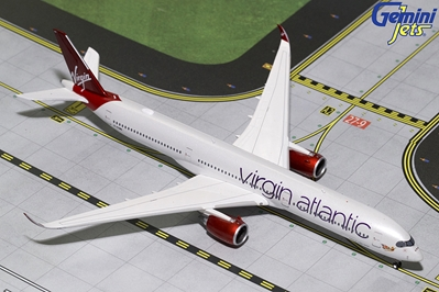 Virgin Atlantic A350-1000 G-VXWB (1:400) - Preorder item, order now for future delivery