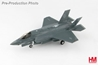 F-35B Lightning II BF-05, Cdr. Nathan Gray, HMS Queen Elizabeth, 2018 (1:72) - Preorder item, order now for future delivery, Hobby Master Diecast Airplanes, HA4608